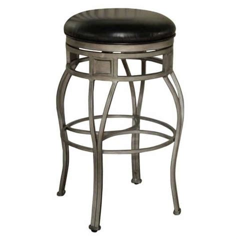 capri bar stool capri backless black bar stool by american heritage