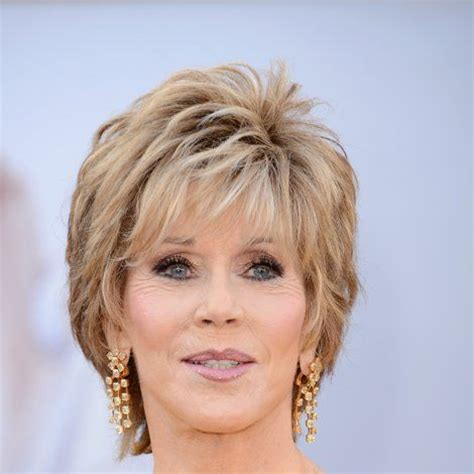 jane fonda hair styles 80s 90s jane fonda oscars 2013 short haircuts pinterest skin