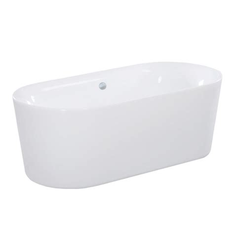 5 foot whirlpool bathtub maykke dewey 5 ft acrylic flatbottom non whirlpool