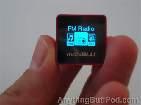 Ultimate Smallest Mp3 Player by Mp3 Mobiblu Dah 1500i Gadgets Dslreports Forums