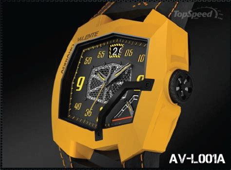 Lamborghini Watches Limited Edition Limited Edition Lamborghini Av L001 Watches