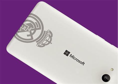 Microsoft Lumia Real Madrid nuevo microsoft lumia 535 dual sim edici 243 n especial real