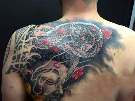 mens back tattoo 100 cool tattoos for your back tattoozza