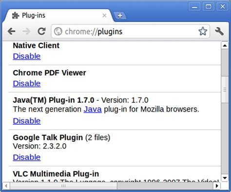 chrome java disable java on your web browser to protect your online