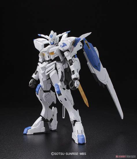 Bandai Hg Gundam Barbatos Lupus Clear Ver gundam 1 100 mechanics gundam bael release info