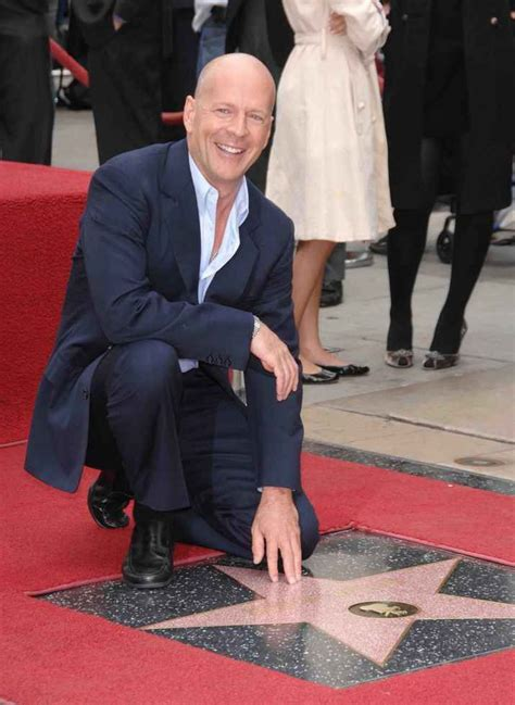 Style Walk Of Fame by Best 25 Bruce Willis Ideas On