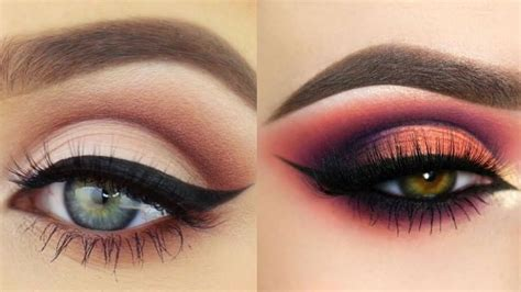 how to makeup eyes for women 70 easy and beautiful eye makeup tutorial compilation videos