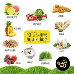 top 10 foods to boost your immune system good4u