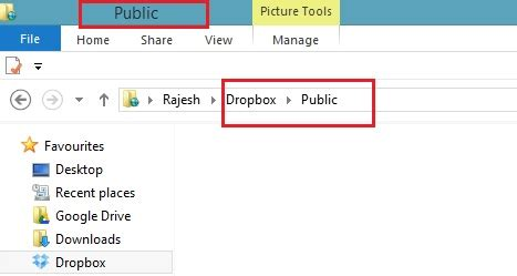 dropbox public folder use dropbox to attach images on your blog and emails