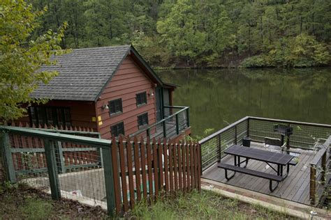 Lake Cabins In Arkansas by Arkansas Cabins Lake Catherine