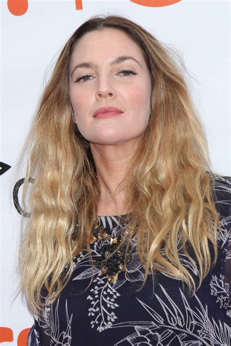 drew barrymore at miss you already premiere at 2015