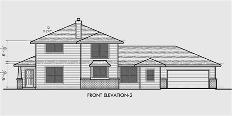 two family house plans two story single family house plans