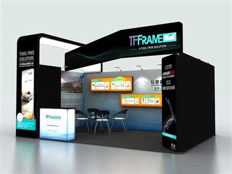 booth design in china 65 best images about trade show booth design of hawk