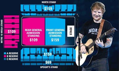 ed sheeran fan presale code psst it s ed sheeran pre sale ticket day otago daily