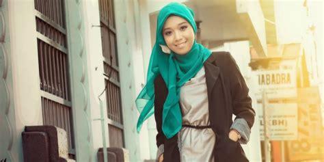 tutorial jilbab monokrom hijab office dream co id
