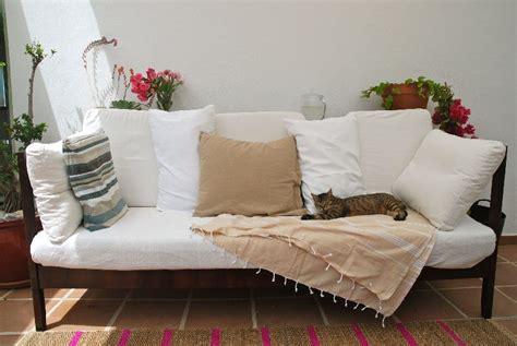 outdoor sofa from fjellse bed ikea hackers ikea hackers