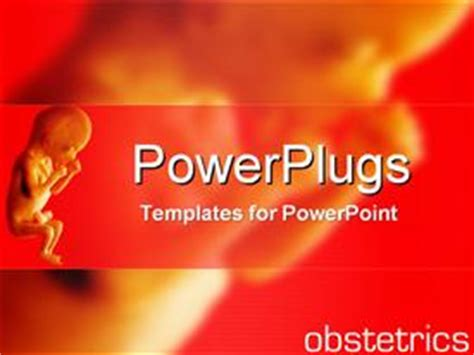 Best Obstetrics Powerpoint Templates Crystalgraphics Gynecology Ppt Templates Free