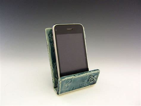 Handmade Mobile Phone - 1000 images about ceramic phone holders on