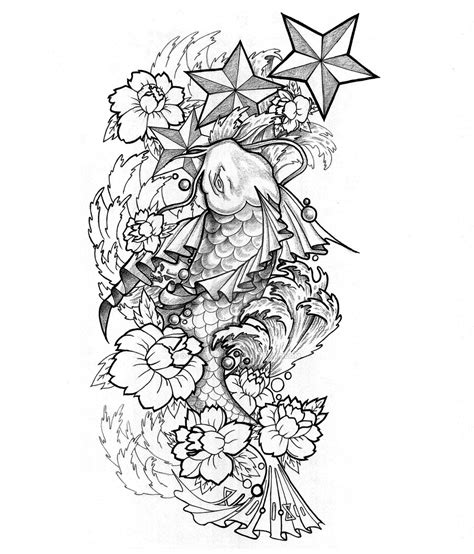 tattoo flash coloring pages foo dog tattoo coloring pages