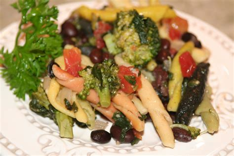 r beans vegetables black bean and vegetable pasta recipe all recipes uk