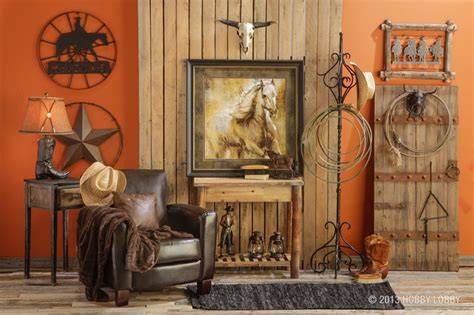 western ideas for home decorating hobby lobby western decor decoration ideas