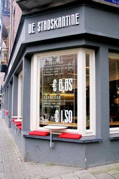 Soup Kitchen Amsterdam by Ramses Restaurant Madrid Spain Designed By Philippe