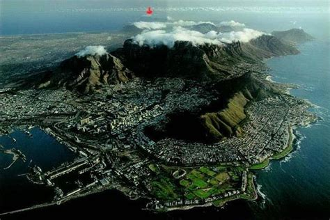 beautiful nature pictures table mountain in south africa