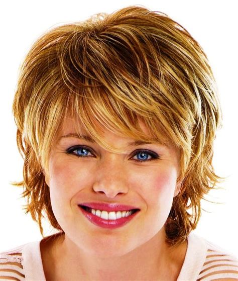 short hair fat oblong face short hairstyles for women over 50 with oval face
