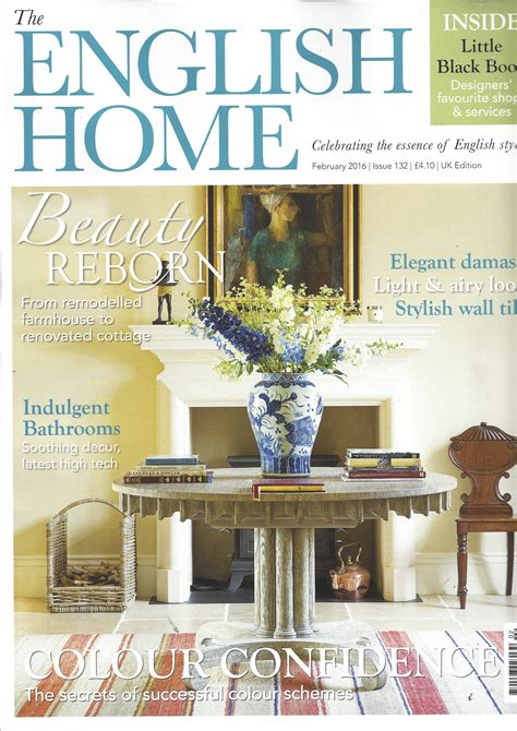 english home design magazines english home magazine susan venn