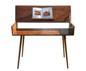 mid century style keyboard stand desk by orwadesigns on etsy