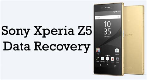 reset tool sony xperia how to recover deleted data from sony xperia z5