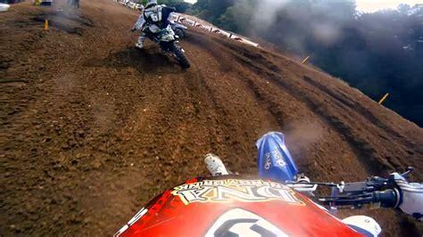 motocross go pro gopro hd budds creek lucas ama motocross 2011