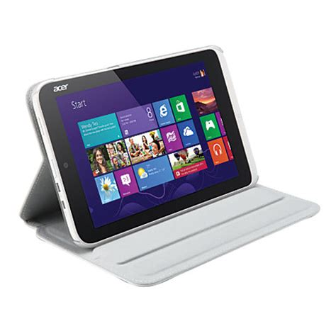 acer iconia w3 810 tablet protective white by office