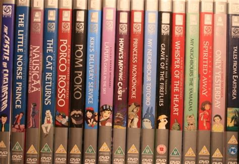 ghibli film numbers studio ghibli collection complete to date 187 the trail