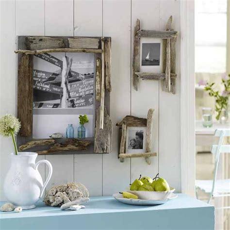 cornici rustiche arredare la casa con tronchi e rami 26 idee di