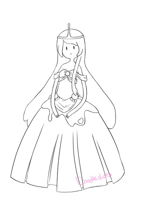 adventure time coloring pages princess bubblegum adventure time marceline coloring pages getcoloringpages