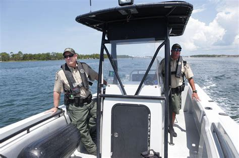 Fwc Officer by Fwc Officer Honored After Open Water Firefight Cove