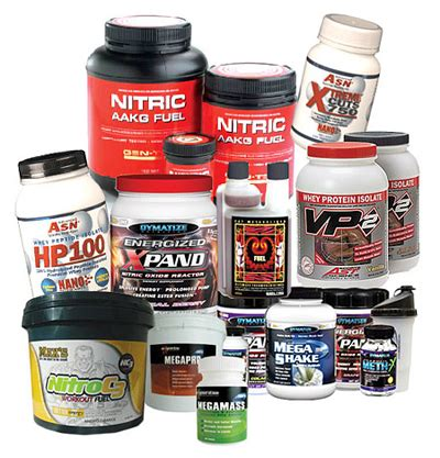 supplement names popular cheap supplement brands