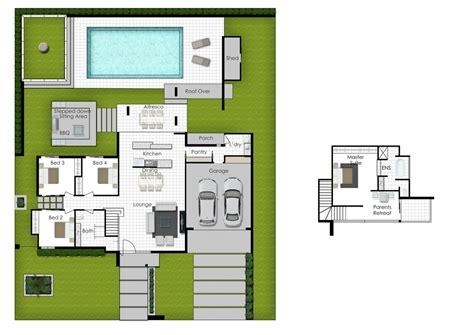 bella vista floor plans belle vista 1 airlie design whitsundays house designs