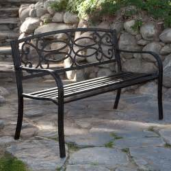 Patio Bench Garden Benches Outdoor Wooden And Stoned Benches