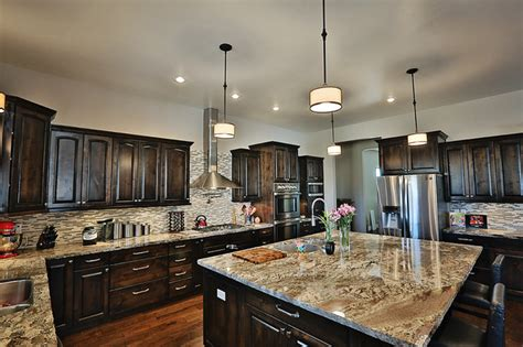 river bordeaux granite counter tops traditional