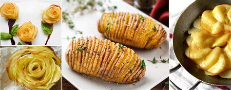 ricette per cucinare le patate patate 9 ricette facili per cucinare antipasto primo