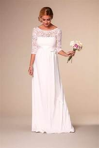 stunning maternity wedding dresses love our wedding