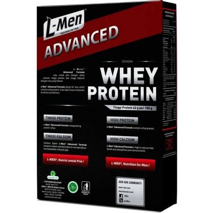 L Advanced Whey Protein Jual L Hi Protein Whey Advanced Cappuccino 250gr