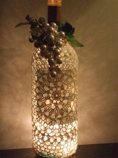 amazing wine bottle art ideas   practically