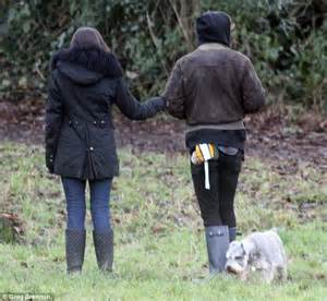 harry styles photos one direction walks to a studios harry styles has meredith winston in stitches while dog