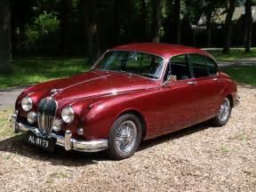 Jaguar Mk2 3 4 Jaguar Mk2 3 4 Litre 1964 Sold