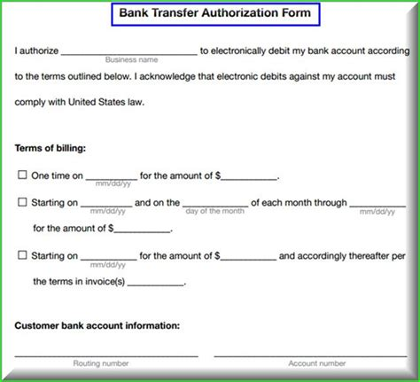 credit card authorization form template quickbooks qbo recurring credit card and e check payments