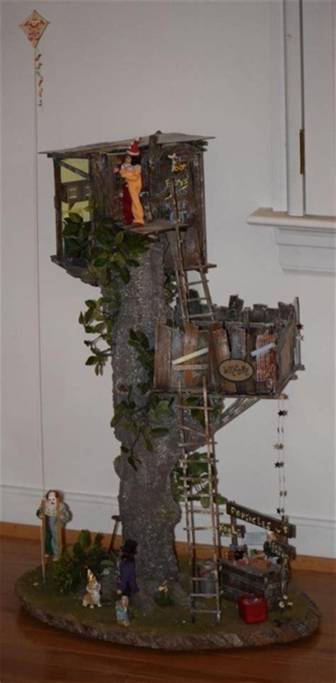 vintage dolls houses for sale vintage doll dollhouse miniature tree house miniature sale
