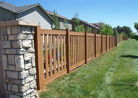 Yard Trellis Ideas 13 Best Lake Front Fence Images On Pinterest Stone Fence